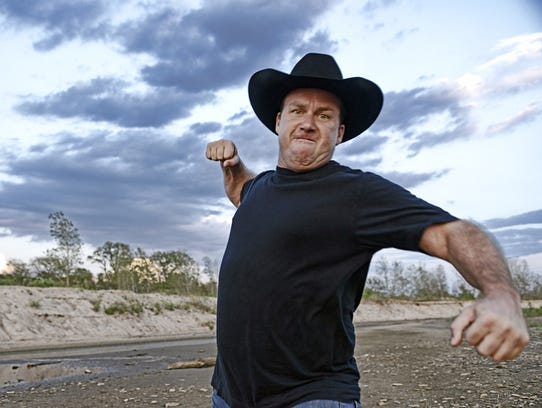 Country stand-up star Rodney Carrington.