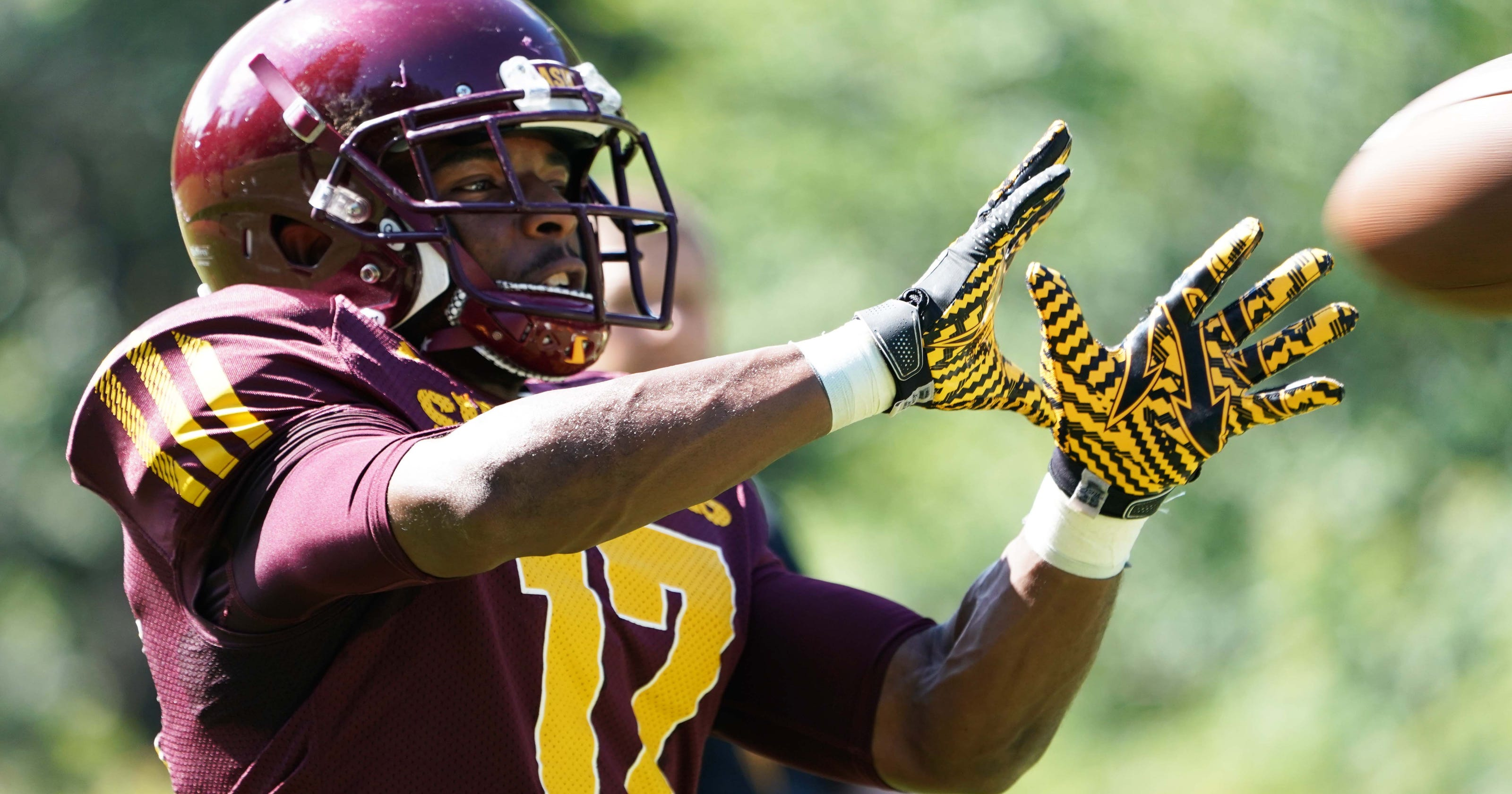 ASU s Ryan Newsome aching to be on the field to represent his late  grandmother bd7a94867