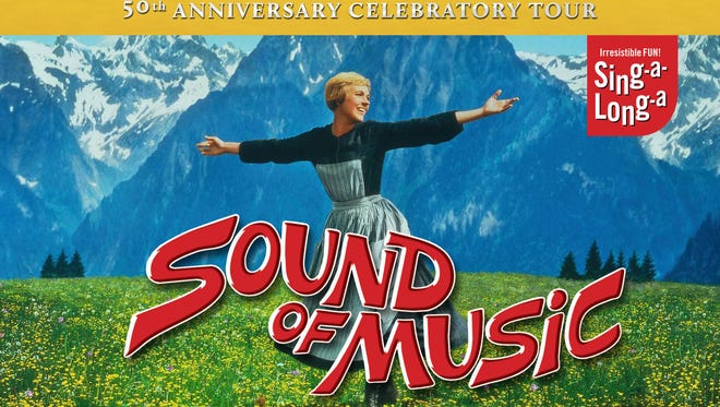"Sing along with the ""Sound of Music"" at Cornell Cinema."