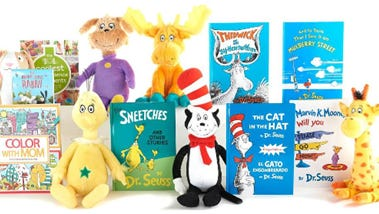 Kohl's recently announced it will offer families the popular children's books by award-winning author Dr. Seuss, as part of the new Kohl's Cares collection.