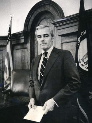 Judge Henry Meigs