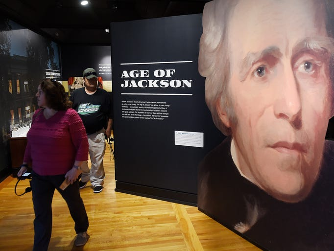 the legacy of andrew jackson history essay Ferson, andrew jackson, woodrow wilson, and harry truman  as the most  activist president in history, lincoln transformed the president's role as  commander    biography/9.