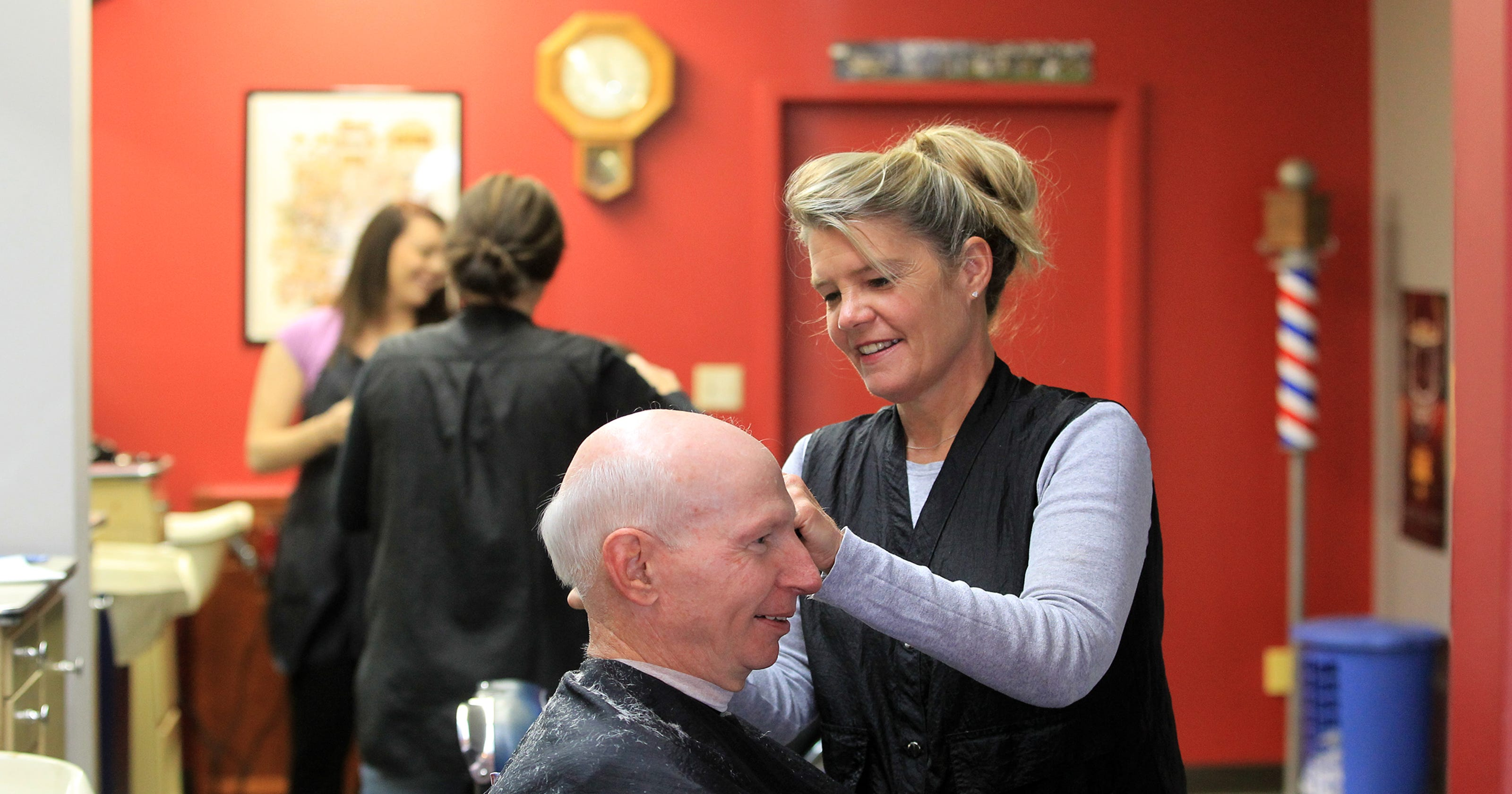 Hawkeye Barbershop Celebrated 50 Years