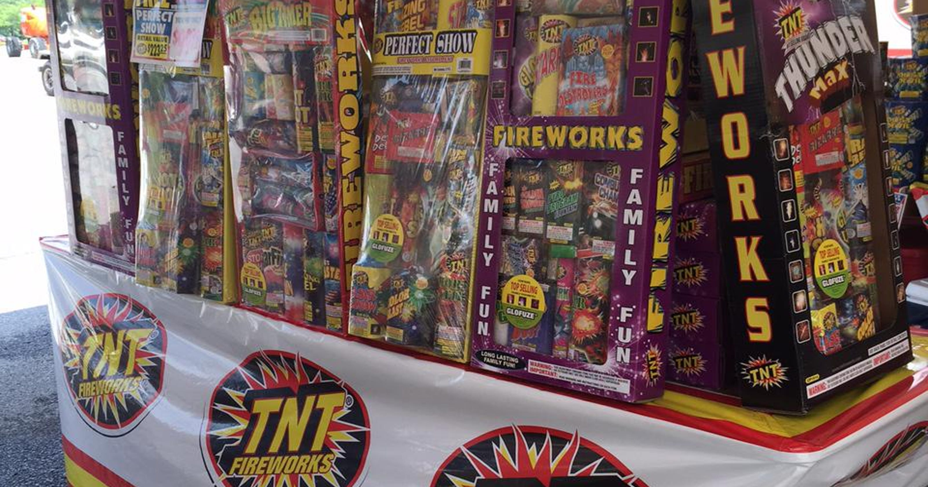 how to sell fireworks in pa
