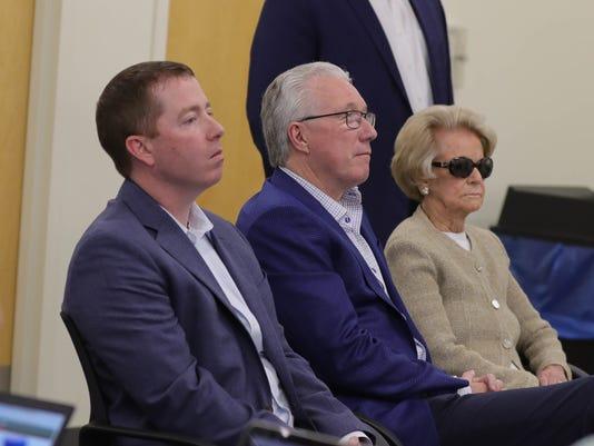 Martha Ford, Bob Quinn, Rod Wood