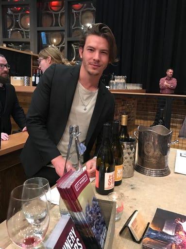 Ryan Johns of City Winery