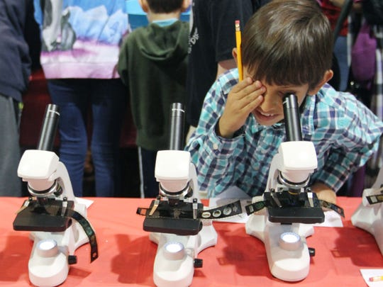 STEMtastic Day of Discovery is Saturday at Harborside