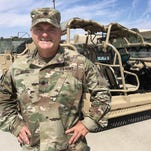 Druell led chem unit on move from Maryland to Fort Bliss