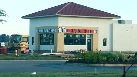 The new Meche's location in Youngsville