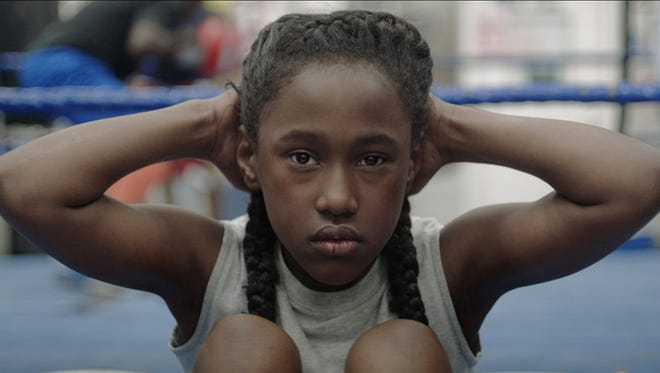 """Royalty Hightower stars in """"The Fits,"""" playing at Small Star Art House."""
