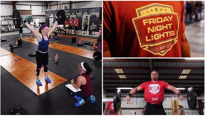 Southwest Florida CrossFit athletes compete in the worldwide CrossFit Open competition. Top athletes from each geographic region earn a spot in the CrossFit Games in August in Madison, Wisconsin. The final workout is March 24.