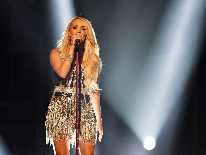 The Academy of Country Music Awards kicked off its