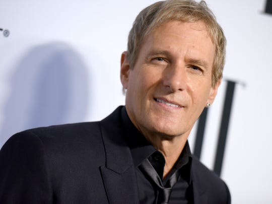 Michael Bolton will perform April 26 at Brown County Music Center.