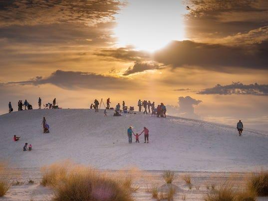 Jett Loe Photos of 2015 - White Sands