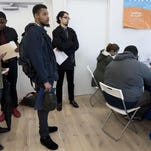 Slight boost in jobless claims