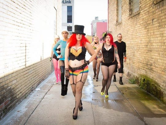 St. Cloud burlesque troupe Carnivale Revolver shows
