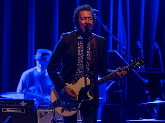Alejandro Escovedo plays Railgarten on Friday night.