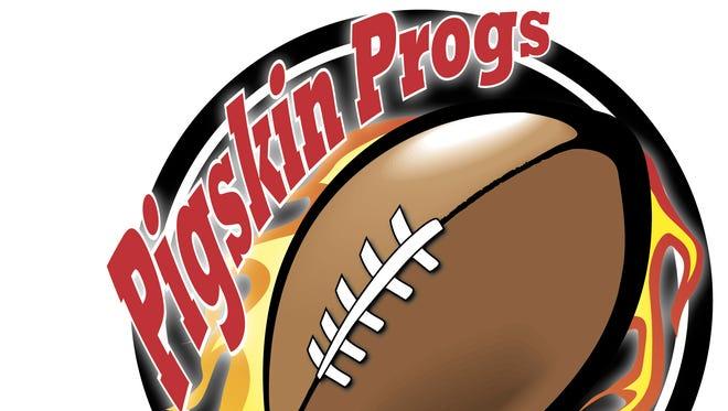 Pigskin Progs logo