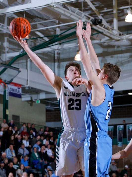 Lansing Catholic at Williamston Basketball