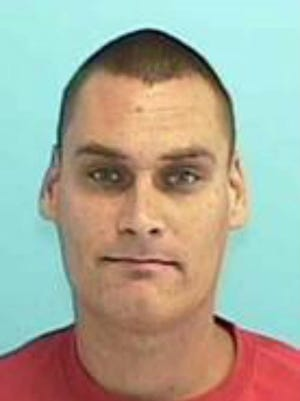 Christopher Hamilton, 40, was wounded in an exchange of gunfire with Lincoln Co. deputies.