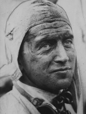 Lafayette's George Souders won the 1927 Indianapolis 500 after starting 22nd in a Duesenberg.