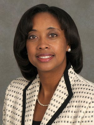 Tonja Johnson, vice president for marketing and communications at the University of Tennessee.