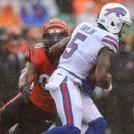 Michael Johnson's inside move spurring Cincinnati Bengals' pass rush