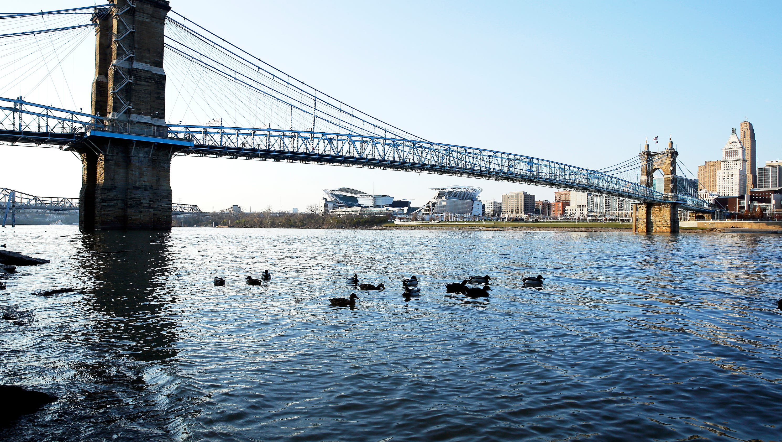 More Floods Heat For Cincy Ohio Valley Due To Climate