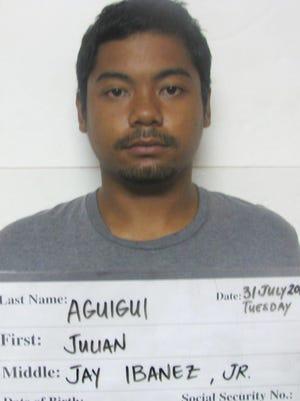 Julian Jay Ibanez Aguigui Jr.