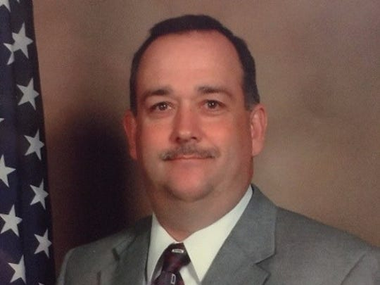 Taylor County Sheriff Bruce Daniels