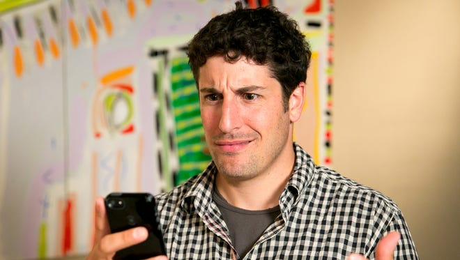 """Actor Jason Biggs enjoys interacting with Twitter """"haters,"""" as he tells Jefferson Graham in his Talking Your Tech interview."""