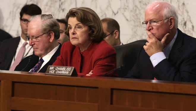 Sen. Dianne Feinstein, D-Calif., is chairman of the Senate Intelligence Committee.