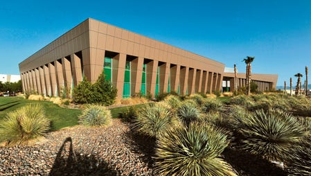 Helen of Troy, based in this West El Paso complex, had a slight decline in sales last year, but increased its profit by 39 percent to $140.7 million, the company reported Thursday.