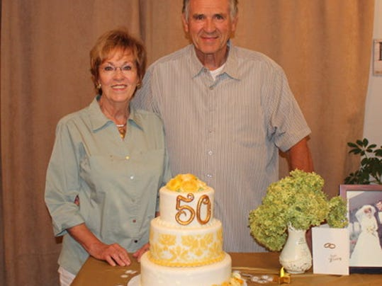 Anniversaries: Larry Jaacks & Ellie Jaacks