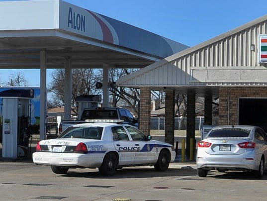 Police investigate possible armed robbery