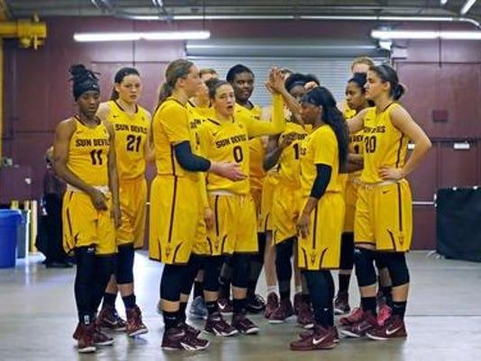 ASU women's basketball