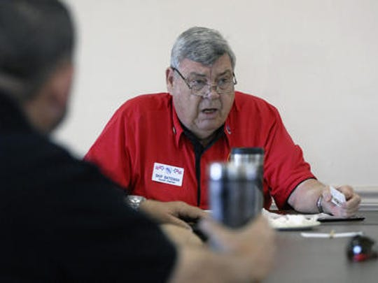 Skip Bateman - former chairman of Brevard Veterans Council