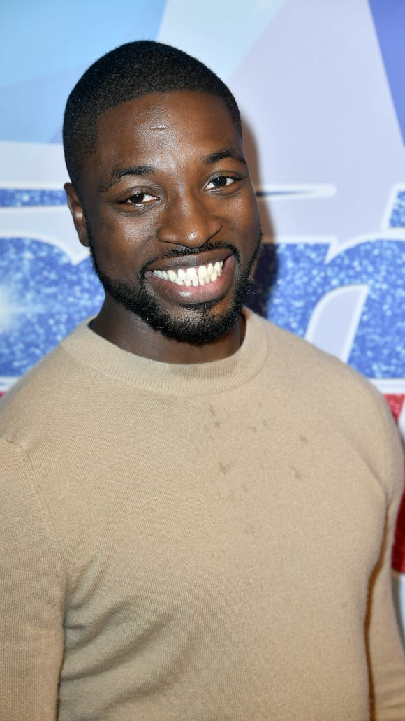 Preacher Lawson's jokes included Tyra Banks at the