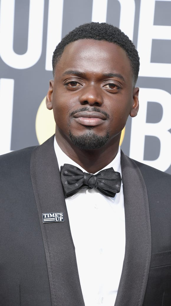 BEVERLY HILLS, CA - JANUARY 07:  Actor Daniel Kaluuya