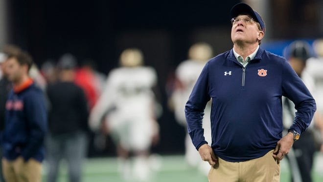 Gus Malzahn is 1-3 in his last four bowls games at Auburn after losing to Florida State in the last BCS title game in his first year as the Tigers' head coach. The lone win came against Memphis in the Birmingham Bowl to finish 7-6 in 2015.