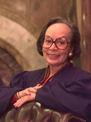 Federal Judge Anna Diggs Taylor died over the weekend at age 84.