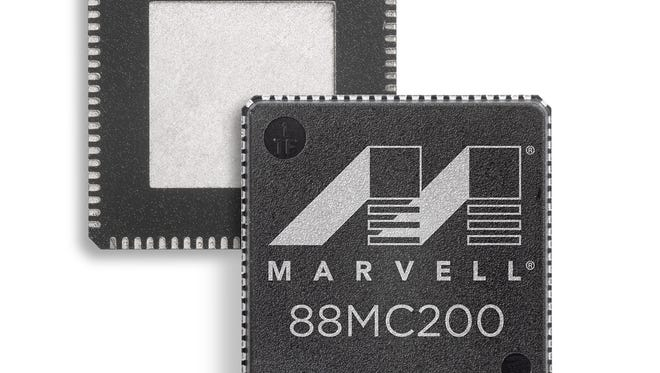 Marvell semiconductor