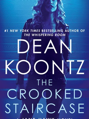 'The Crooked Staircase' by Dean Koontz.