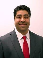 Abraham Hubail, of El Paso Community College.