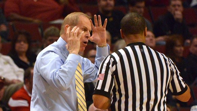 John Beilein is considered the best offensive coach among his peers, according to a CBS Sports poll.