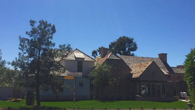 Michael and Peta Schumacher bought 5,658-square-foot newly built house in El Camello in Phoenix. The $3.65 million, four-bedroom house with pool sits on a half-acre. Michael Schumacher is a sales manager at the Mercedes-Benz dealership Schumacher European Ltd. in Phoenix. The house was sold N.E.W. Development LLC, a California Company.