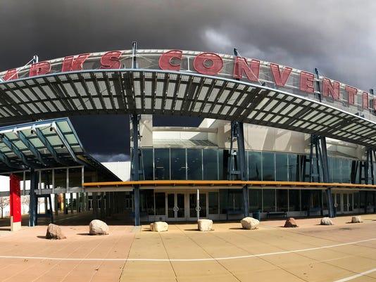 Public Funding Big Hurdle As Reno Convention Center Falls Behind - Car show reno sparks convention center