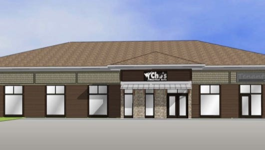 A new home for Cho's Martial Arts being built in Greenfield will include space for other businesses.
