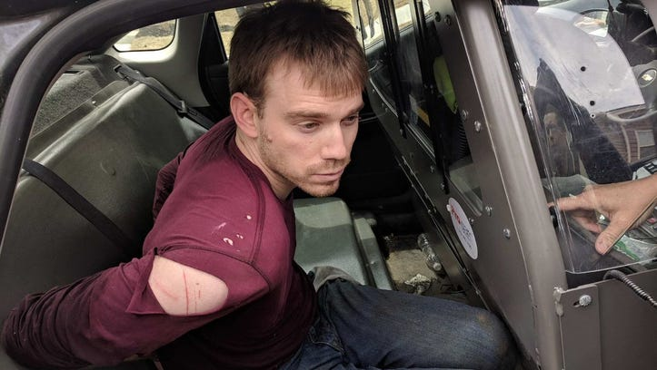 Waffle House shooting suspect Travis Reinking captured