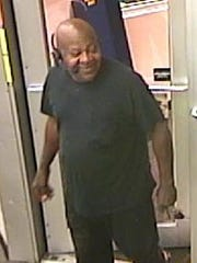 Salisbury police said this man is a witness in a car